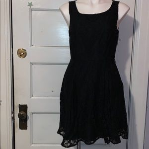 Brand new LC black Lace Dress